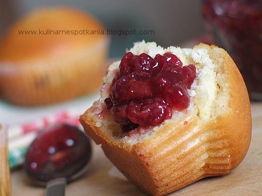 Kulinarne Spotkania: Muffinki z białym serem
