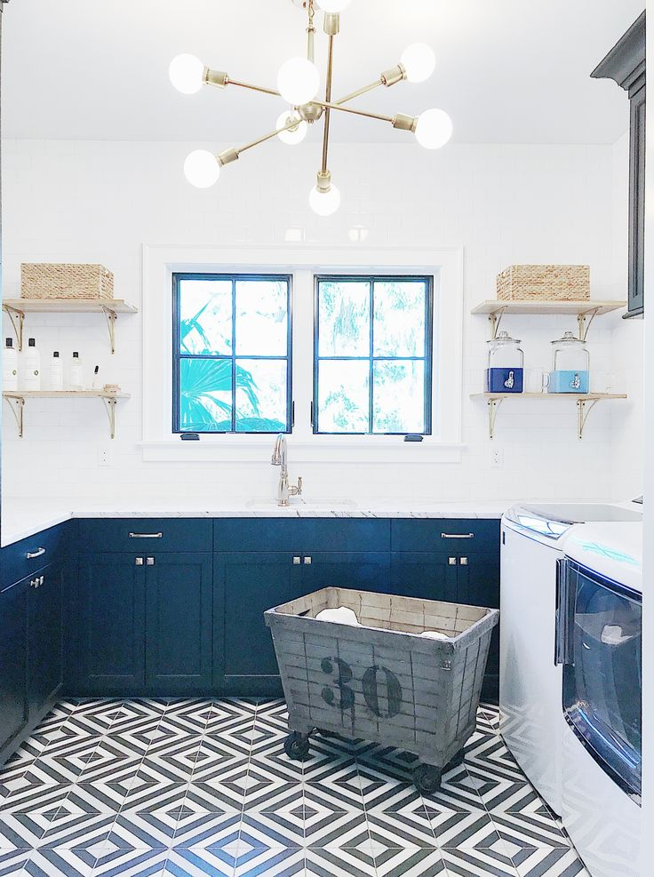 NEAT Method laundry rooms modern laundry rooms