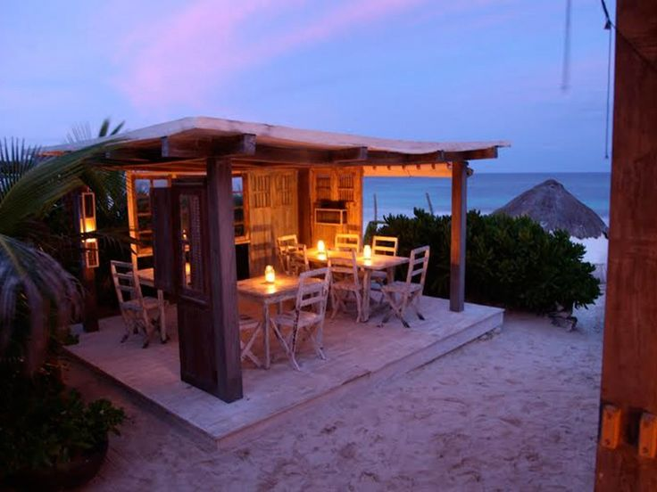 Where the Locals Play in Tulum, Mexico