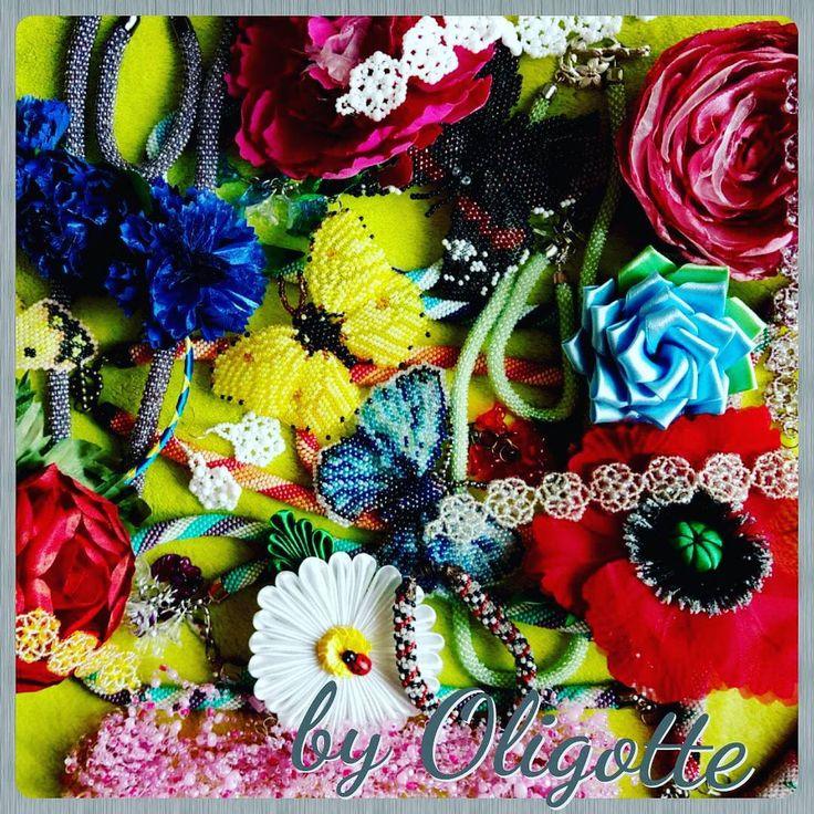 ✨Украшения✨ by Oligotte!!! ✨  Это праздник в душе и вокруг 😊  ✨Будьте ✨красивыми✨  #Olietela #ПишитевВайбер0964545606 или #Facebook/Oligotte  #украшениеручнойработы  #шелковыецветыназаказ #пошиводежды #ручнаяработа #ручнаяработаназаказ #цветыизткани  #бисерныеукрашения #цветочки #бабочки #брошь #серьги #браслет  #пояс  #платье #юбка #handmade #индивидуальныйпошив  #viber0964545606 #byOligotte
