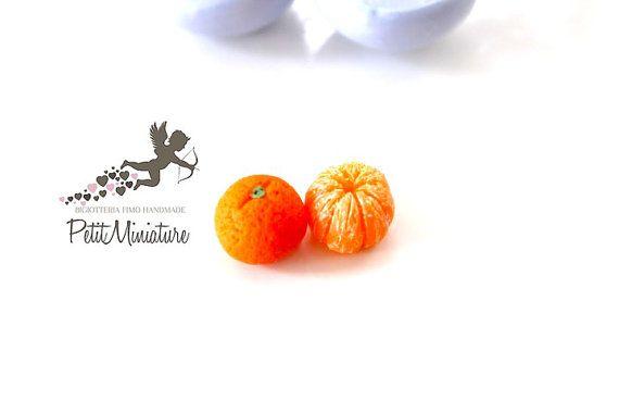Stampo Mandarino in Silicone Flessibile per di PetitMiniatures