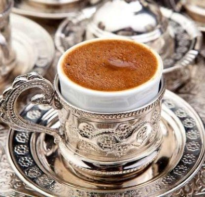 Café Turque : Préparation de bon café et prédiction de l'avenir