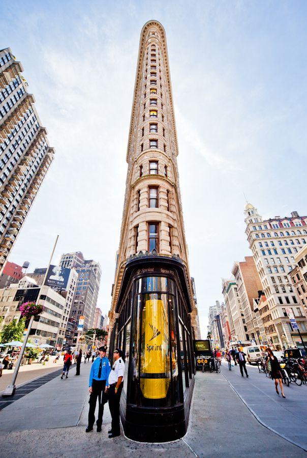 Flatiron #NYC