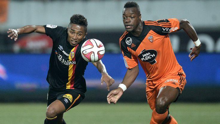 @Lorient Lamine Koné #9ine