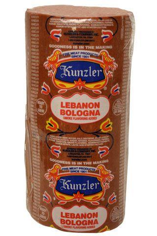 Kunzler Lebanon Bologna | Comfort Food | Pinterest ...