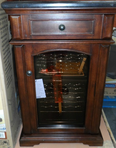 Details about Tresanti Amalfi Wine Cooler Chiller Cabinet ...
