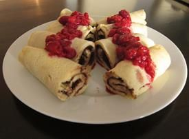 Protein Rezepte - Protein Pancakes