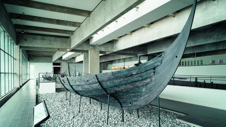 Old Viking Tales come back to life in Roskilde Fjord #VisitDenmark