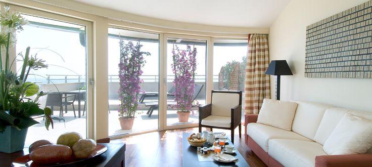 Camere s suite di lusso viareggio   hotel suites versilia   sina ...