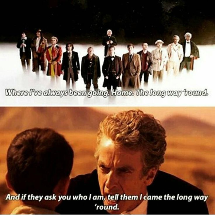 Doctor Who Season 9 Finale Hell Bent