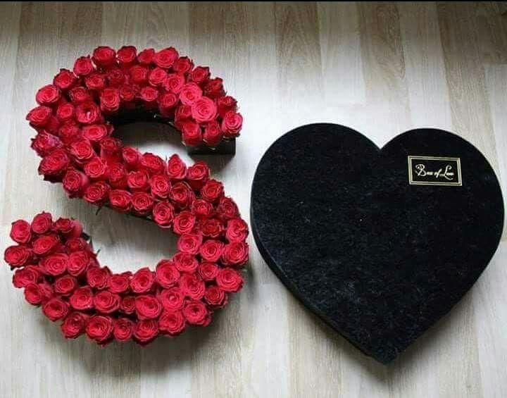 Seda Fancy Letters Flower Alphabet Flower Phone Wallpaper