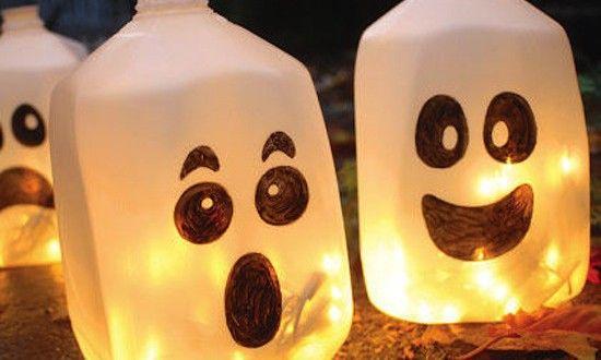 DIY/Zrób-To-Sam:Dekoracje Domu na Jesień i Halloween