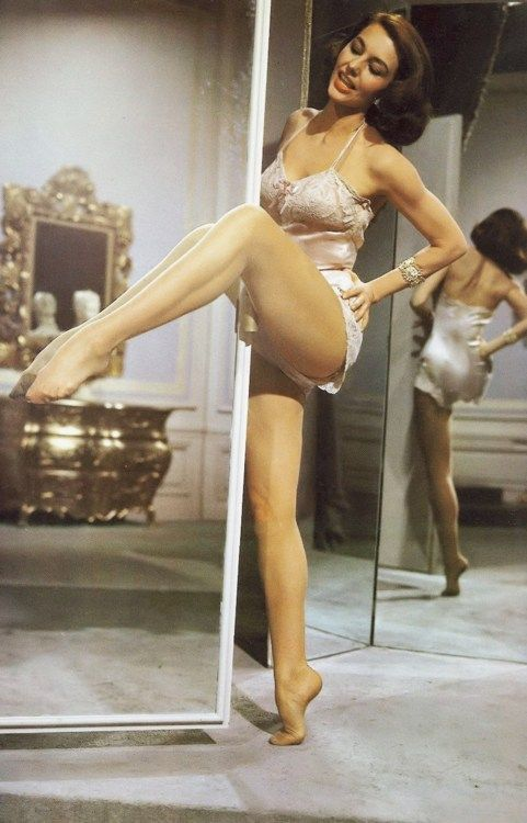 Cyd Charisse - 'Silk Stockings' - 1957