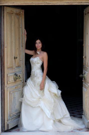 ma Robe de mariee de Fabrication française créateur (les mariée de ...