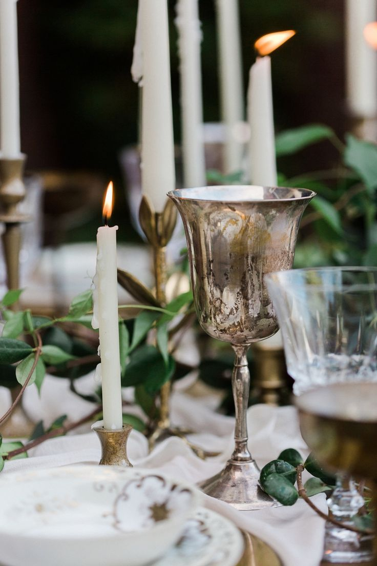 Charming old world wedding inspiration via Magnolia Rouge
