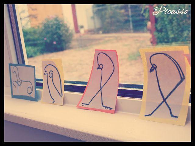 zápisky jedné ženy.....: jako Picasso...