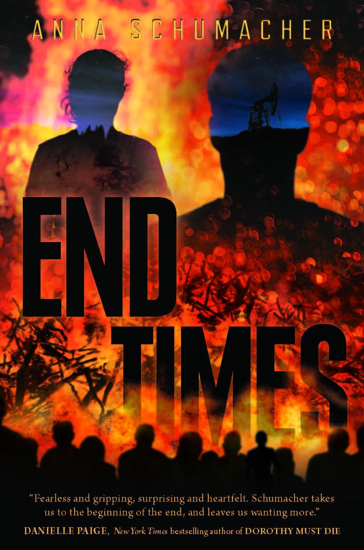 redesigned End Times - Anna Schumacher