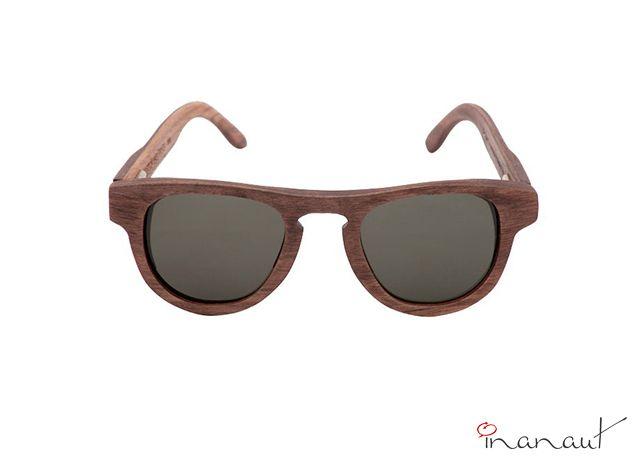 Los lentes de madera son un gran ejemplo de lo que en un principio era un hobbie y hoy es #ModaSustentable
