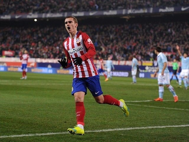 Chelsea 'would rival Manchester United for Antoine Griezmann'