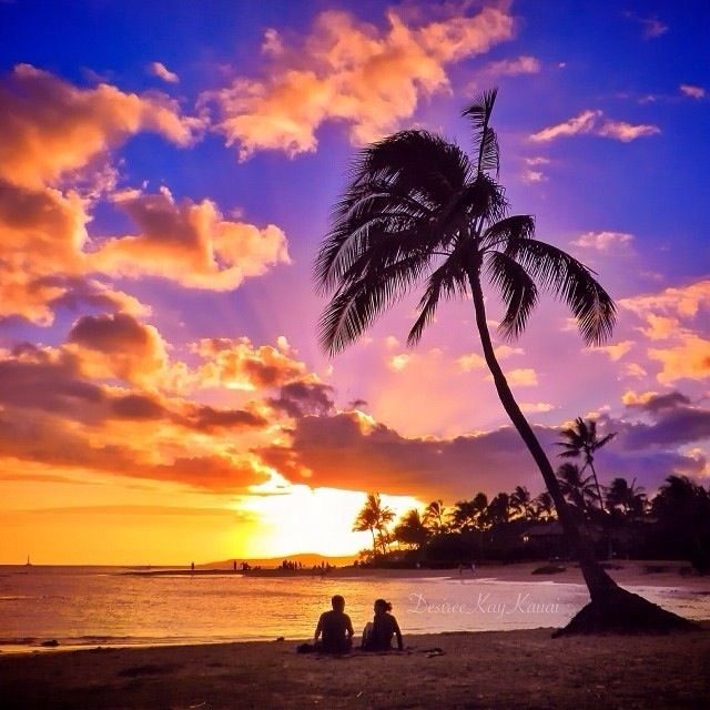 Poipu Beach Kauai, Hawaii. One of my favorite places in the world. Will return sometime soon