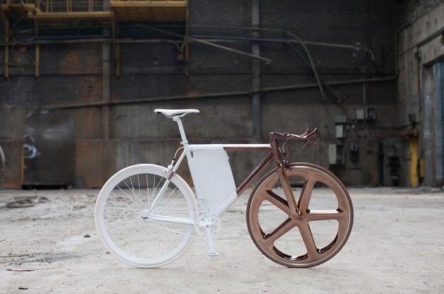 Peugeot Design Laboratory DL121 Bicycle • Highsnobiety