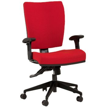 Cosmo High Back  Reach for the stars with the fully ergonomic Cosmo series. The Cosmo office chair has a fully ergonomic mechanism (3 levers) featuring independent back and seat tilt lockable in any position. Comfort is enhanced through the utilisation of dual density moulded seat foam. The Cosmo also comes in a medium back style.  http://keenoffice.com.au/product/cosmo-high-back/