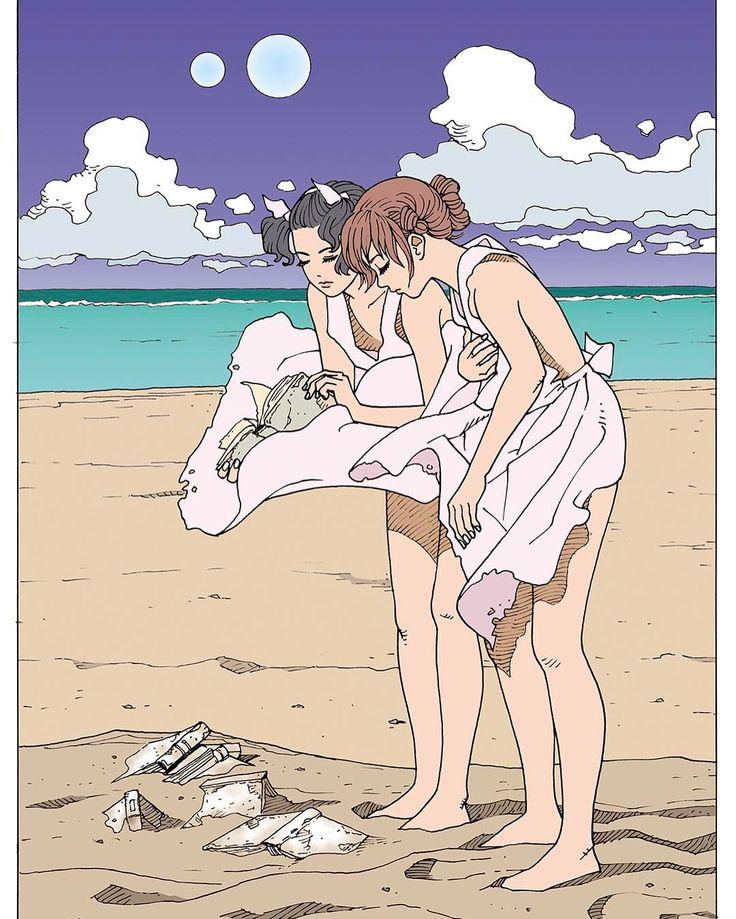 いいね!1,356件、コメント4件 ― 江口寿史 EGUCHI HISASHIさん(@eguchiworks)のInstagramアカウント: 「May.2001 #illustlation #artwork」