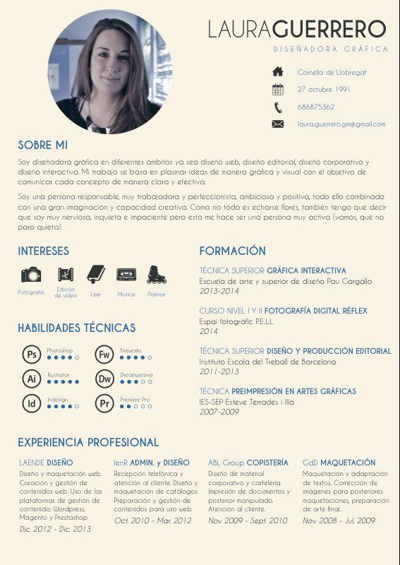 Curriculum vitae #resume #cv