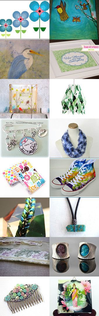 Charming Spring by Stoian Pirovski on Etsy--Pinned+with+TreasuryPin.com