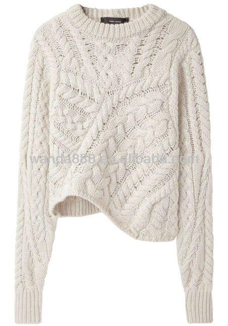 women_sweater_2013_winter_cable_knit_long.jpg (452×645)