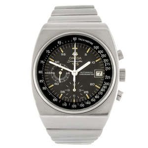OMEGA - a gentleman's Speedmaster 125 chronograph bracelet watch
