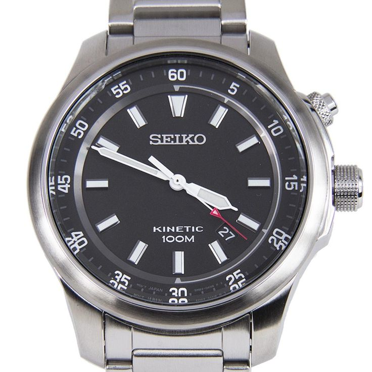 Chronograph-Divers.com - Seiko Analog Kinetic Silver Stainless Steel Bracelet Gents Casual Watch SKA685P1 SKA685, $160.00 (https://www.chronograph-divers.com/seiko-analog-kinetic-silver-stainless-steel-bracelet-gents-casual-watch-ska685p1-ska685/)