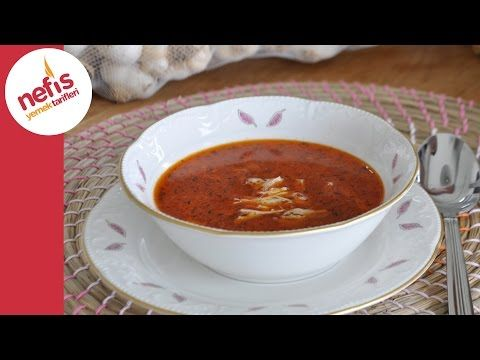 Paça Tadında Tavuk Çorbası Yapımı - Nefis Yemek Tarifleri