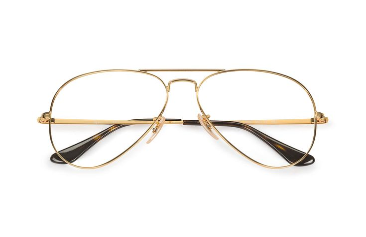 Ray-Ban 0RX6489-Aviator Optics Gold OPTICAL
