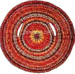 Circular Crocheted Shrug - free pattern