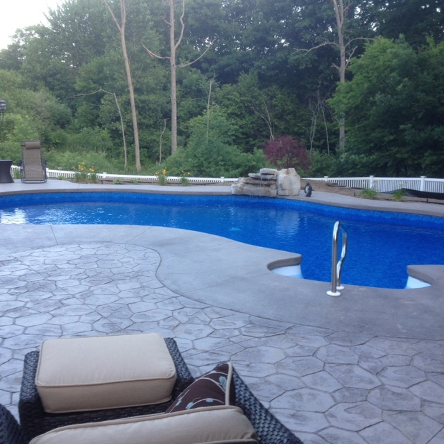 Playful Michigan Pool House: 14 Best Polynesian Pool And Spa Images On Pinterest