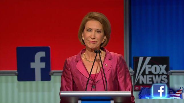 Fiorina supporters slam 'ludicrous' CNN debate methodology   TheHill