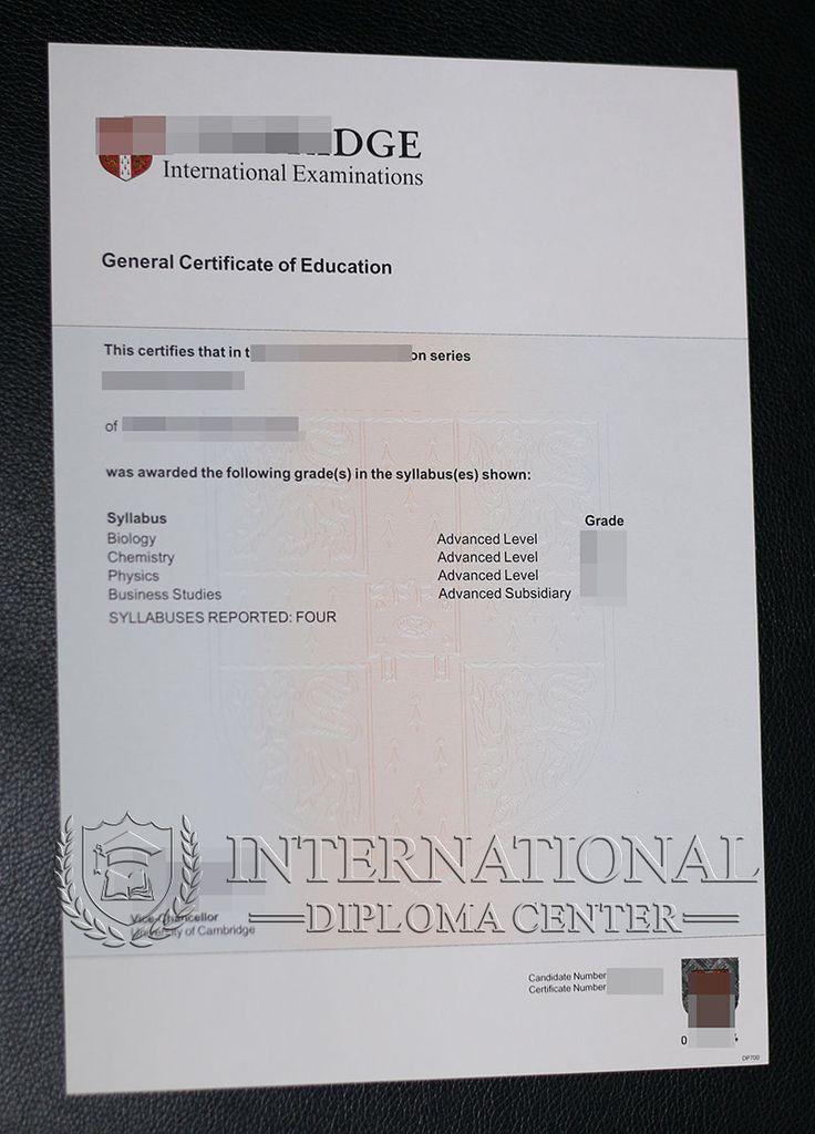 Buy Cambridge GCE certificate, buy GCSE certificate, buy IGCSE certificate from www.indiploma.com Email: buydiplomas8@yahoo.com