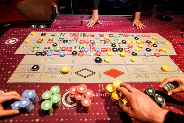 Table de Roulette anglaise - Casino Barrière Toulouse