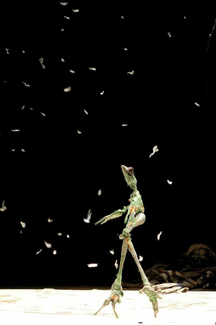 Marionette from Figurentheater Wilde & Vogel