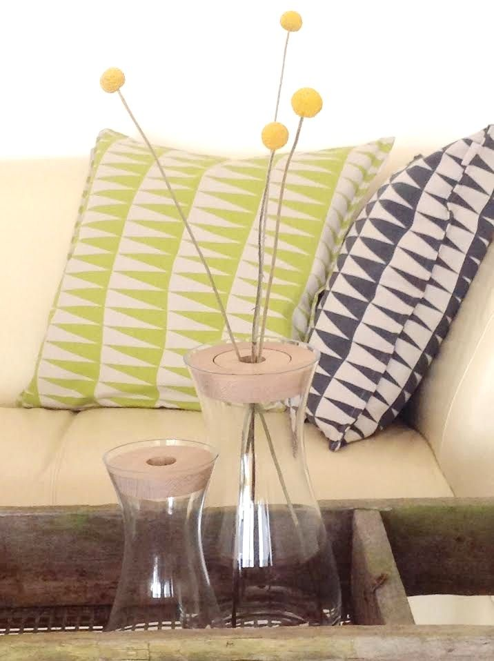 #trend Gå efter kvalitet der holder #akka #sten #cushion #linum #swedishdesign shop online hos Bæk & Kvist www.houseofbk.com