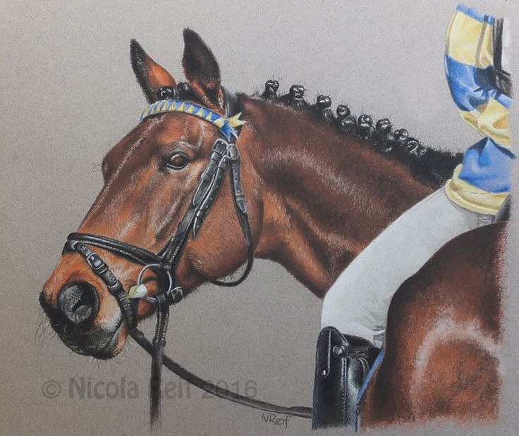 """""""Charger"""" . Pastel Pencil on Mi Teints pastel paper. For your own commission please contact me."""