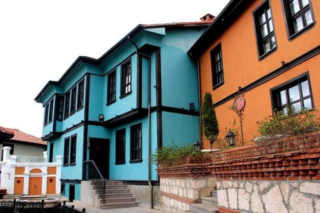 ANADOLU'YA UZANAN OBJEKTİF – ADEM AKBAL  ESKİŞEHİR / ODUNPAZARI