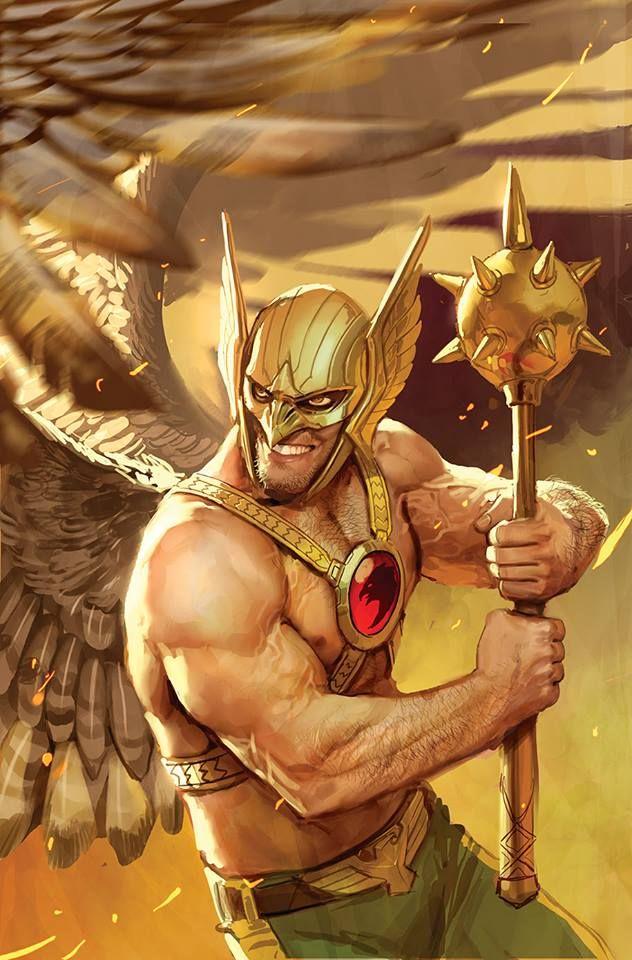 Stjepan Sejic Nebezial Shiniez On Twitter Oh Hey Space Bird Daddy Variant Has Been Revealed Hellyeah Xd Dc Comics Characters Dc Comics Art Hawkman