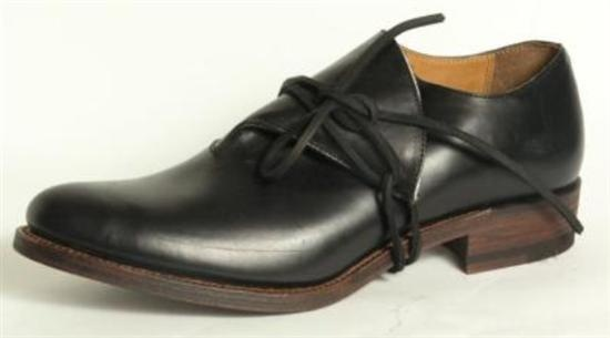 Andrew McDonald Foldover Shoe