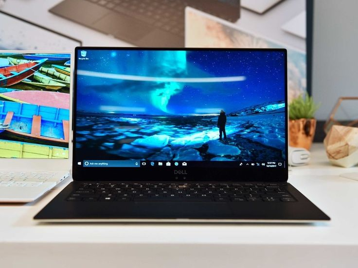 Dell has finally redesigned the XPS 13 for 2018, and it's gorgeous! See for yourself when you win one in our giveaway!