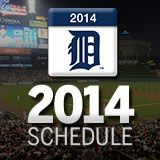 Justin Verlander, American League MVP is pitching for opening day in 2014 2014 Season Schedule