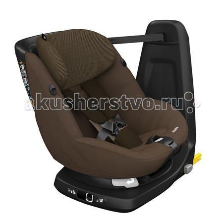 Maxi-Cosi Axiss Fix  — 42600р. ---------------------------------  Детское автокресло Maxi-Cosi Axiss Fix подходит для детей от 4 месяцев до 4 лет, изготовлен с уникальным сидением и новейшими стандартами безопасности. Теперь сидение вращается на 360 градусов для максимального комфорта малыша.   Автокресло Maxi-Cosi модели Axiss Fix выполнен с высоким повышенной безопасности подголовником, благодаря высокоэффективным ударо-поглощающим материалам. Крепление IsoFix позволит легко и безопасно…