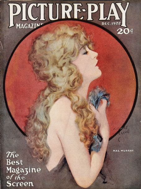 Mae Murray - Picture-Play Magazine - December 1922