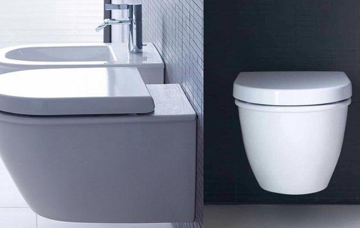 Duravit D11521 – Darling Wall Mount Geberit Toilet